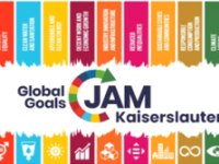 Global Goals Jam Kaiserslautern am 18./19.01.2020