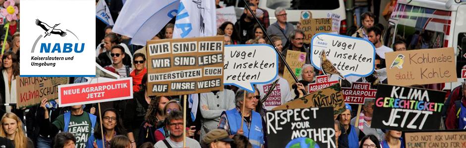 Klimastreik_NABU/Volker Gehrmann
